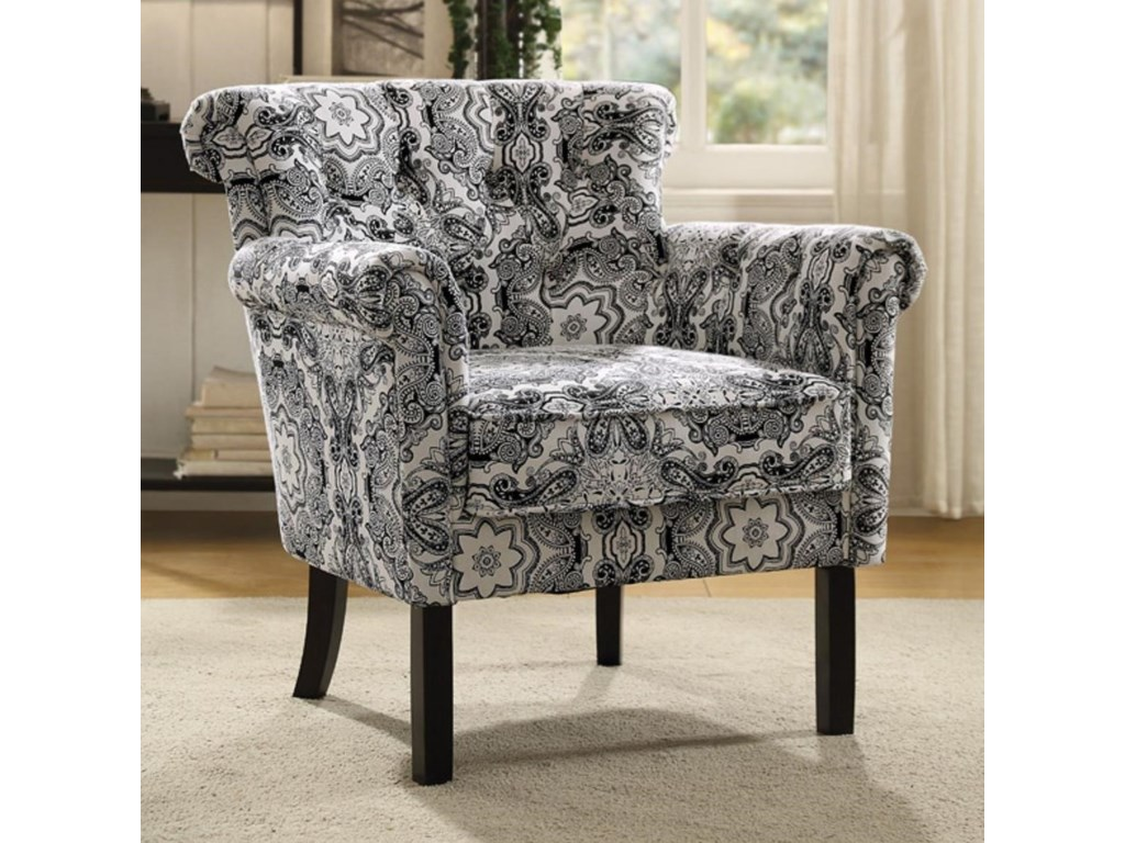 Homelegance BarloweAccent Chair