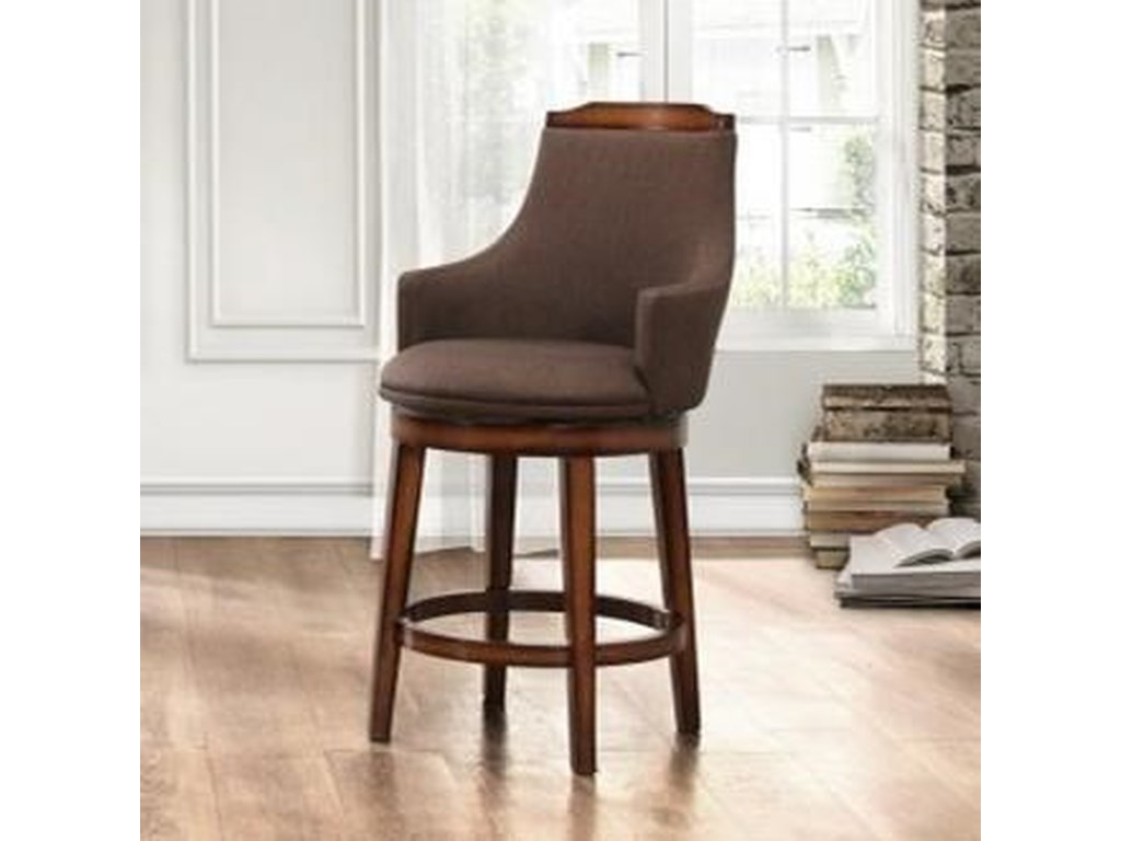 Homelegance Bayshore FabricCounter Height Chair