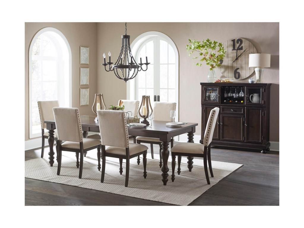 Homelegance BegoniaFormal Dining Room Group