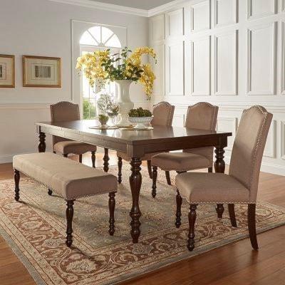 Homelegance BenwickTraditional Dining Table