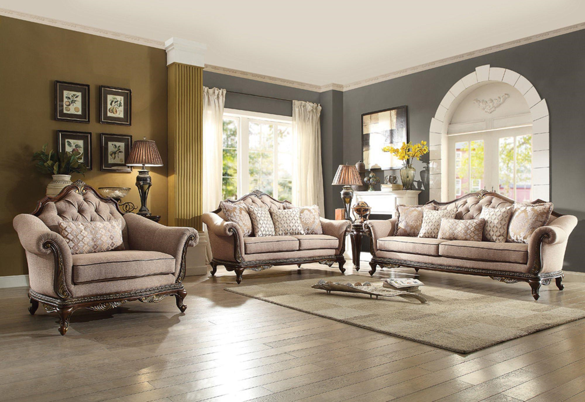 Living Room Sets Cleveland Ohio homelegance bonaventure living room group | northeast factory