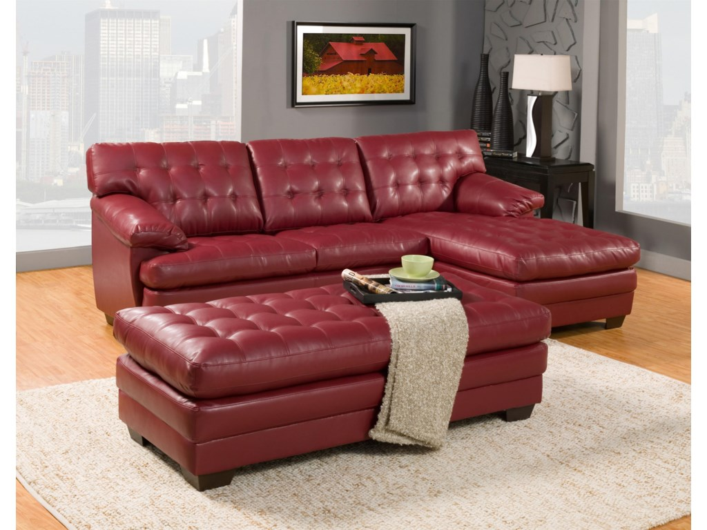 Homelegance BrooksSectional
