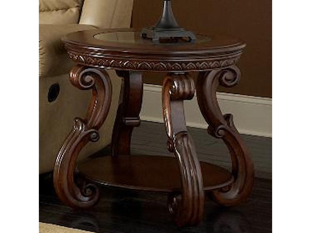 Homelegance CavendishEnd Table