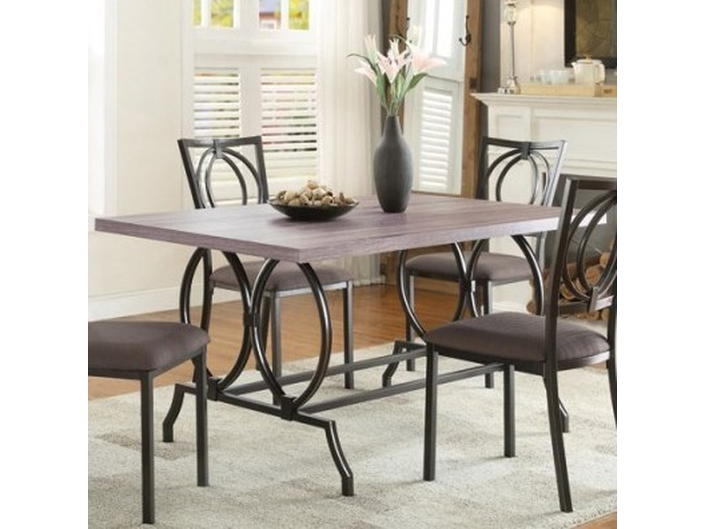 Homelegance ChamaCasual Dining Table