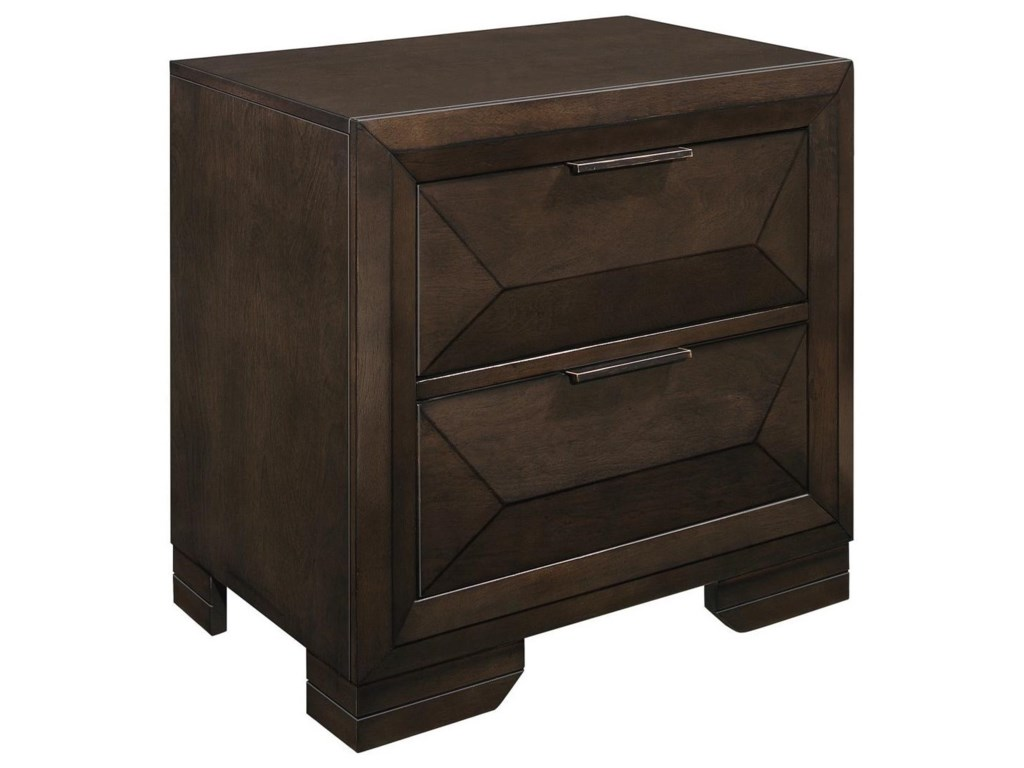 Homelegance CheskyNight Stand