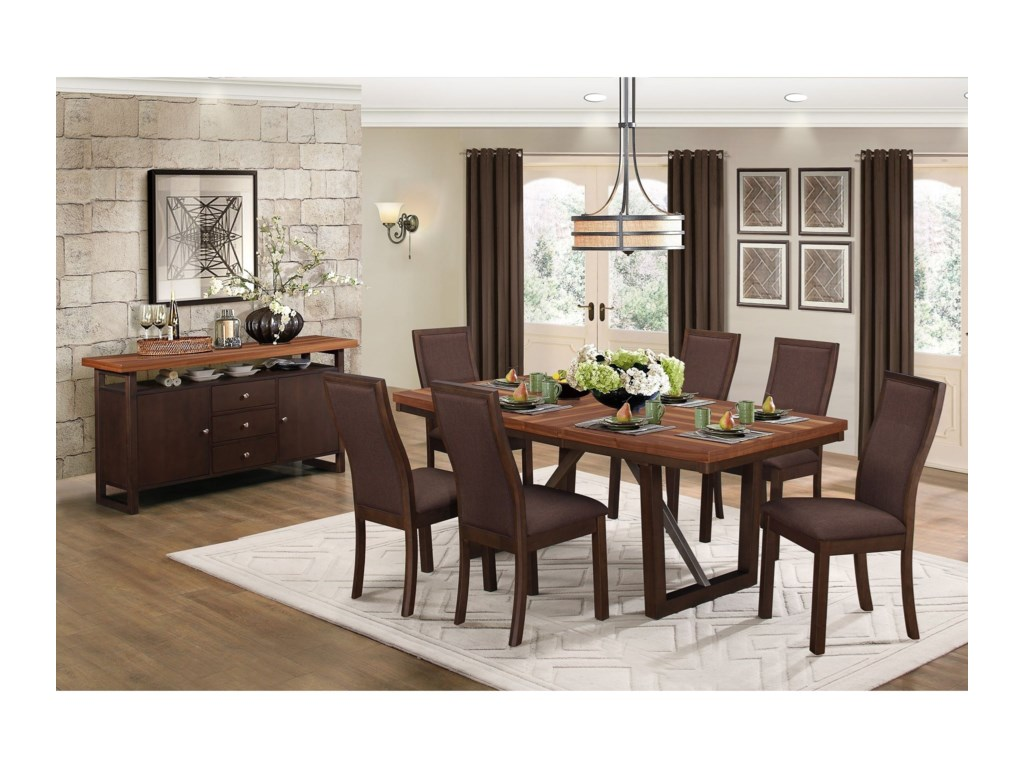 Homelegance CompsonDining Table