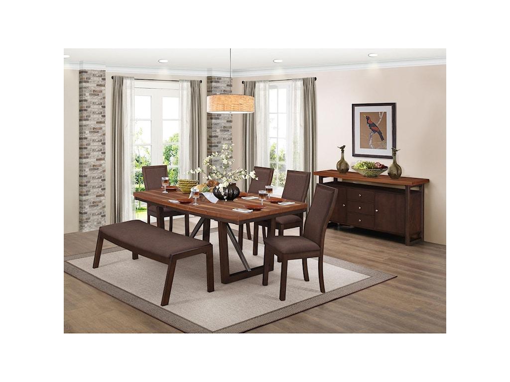 Homelegance CompsonDining Table