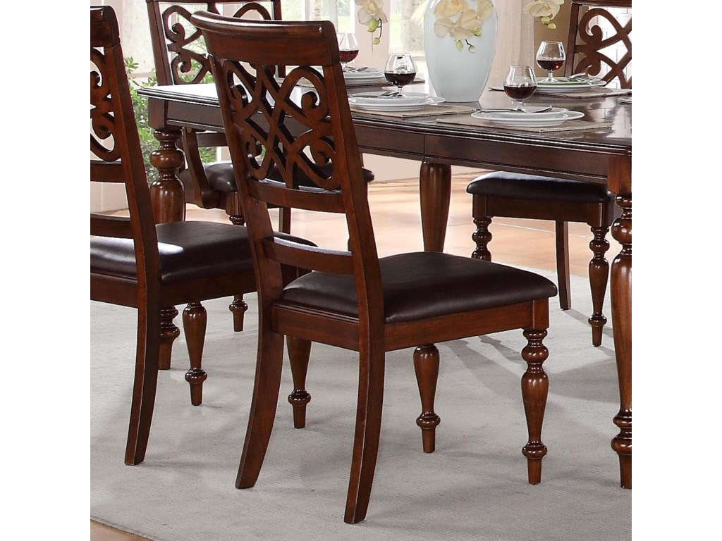 Homelegance CreswellDining Side Chair