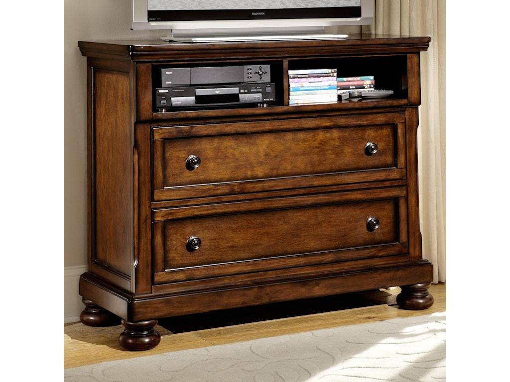 Homelegance Cumberland TV Chest