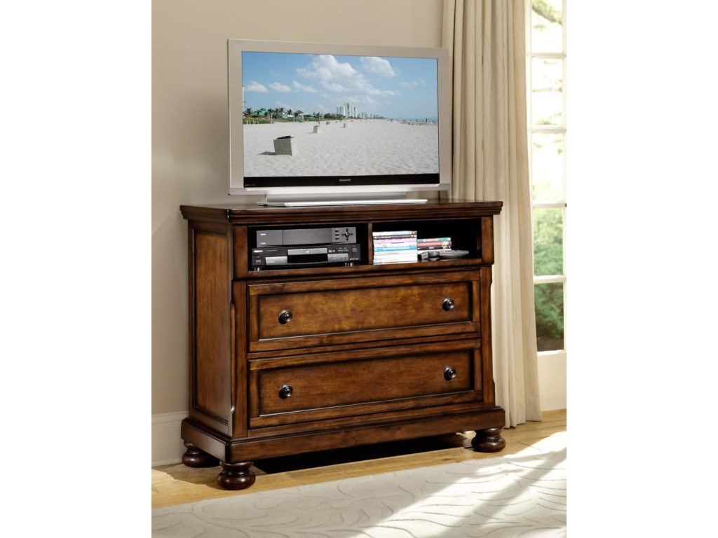 Homelegance Cumberland TV Chest