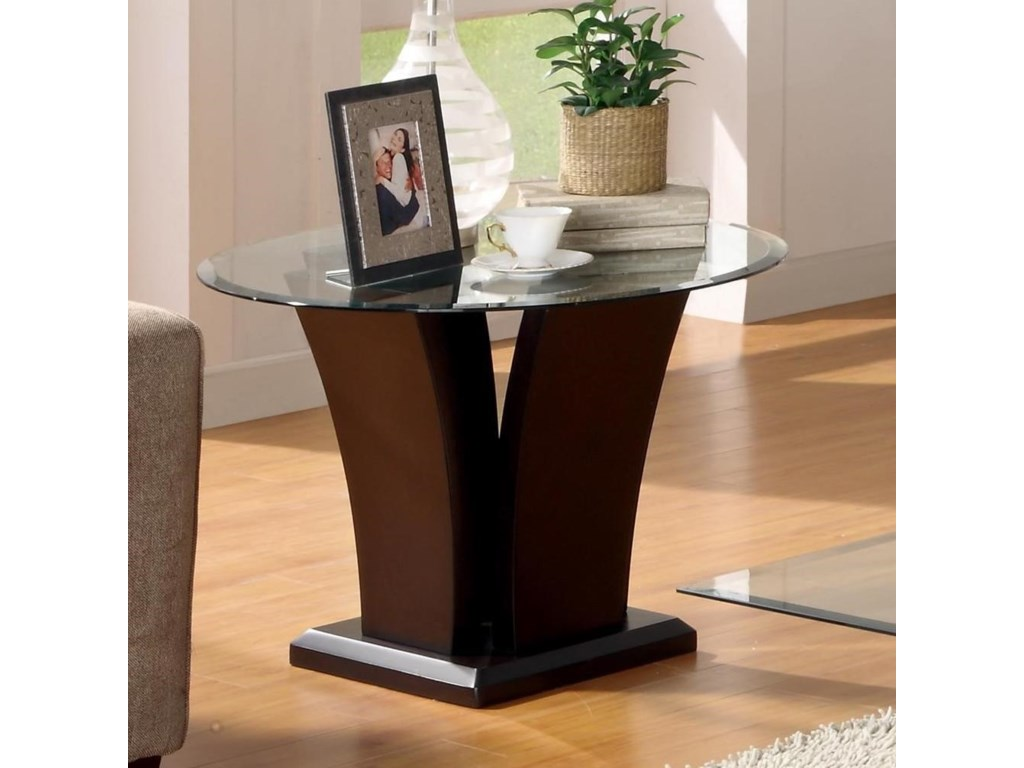 Homelegance DaisyEnd Table