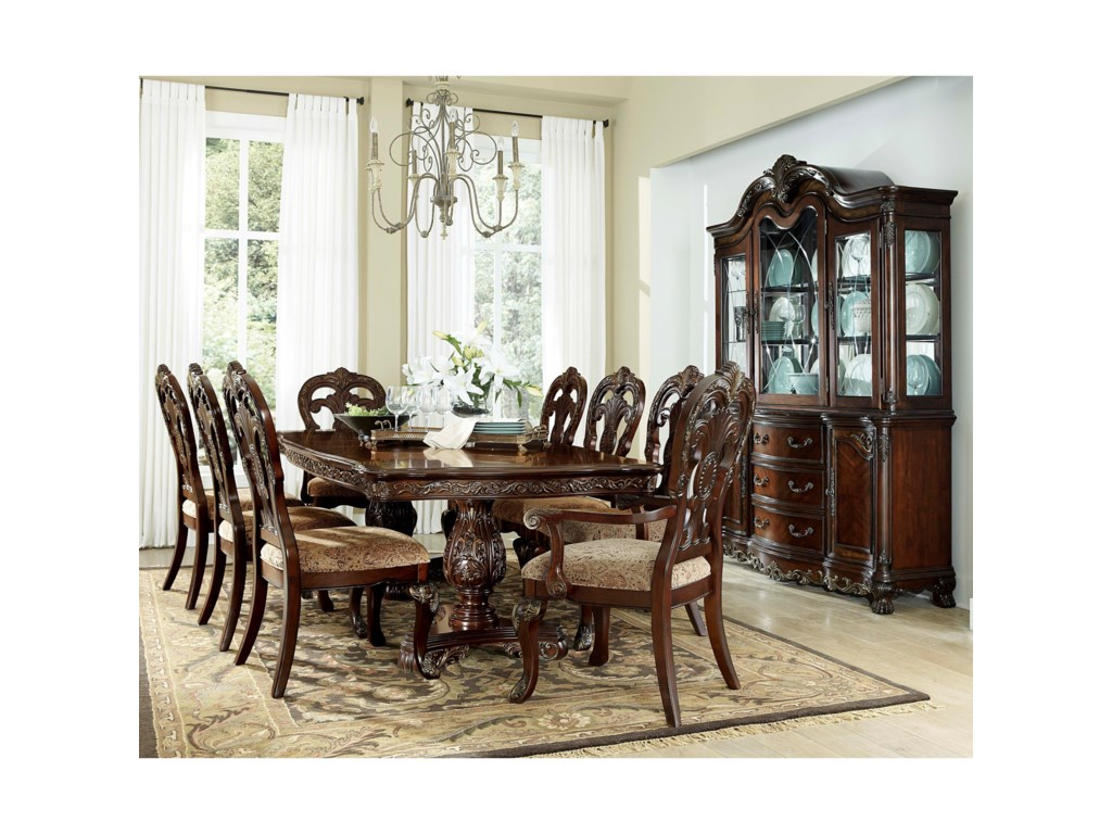 Homelegance Deryn ParkFormal Dining Room Group