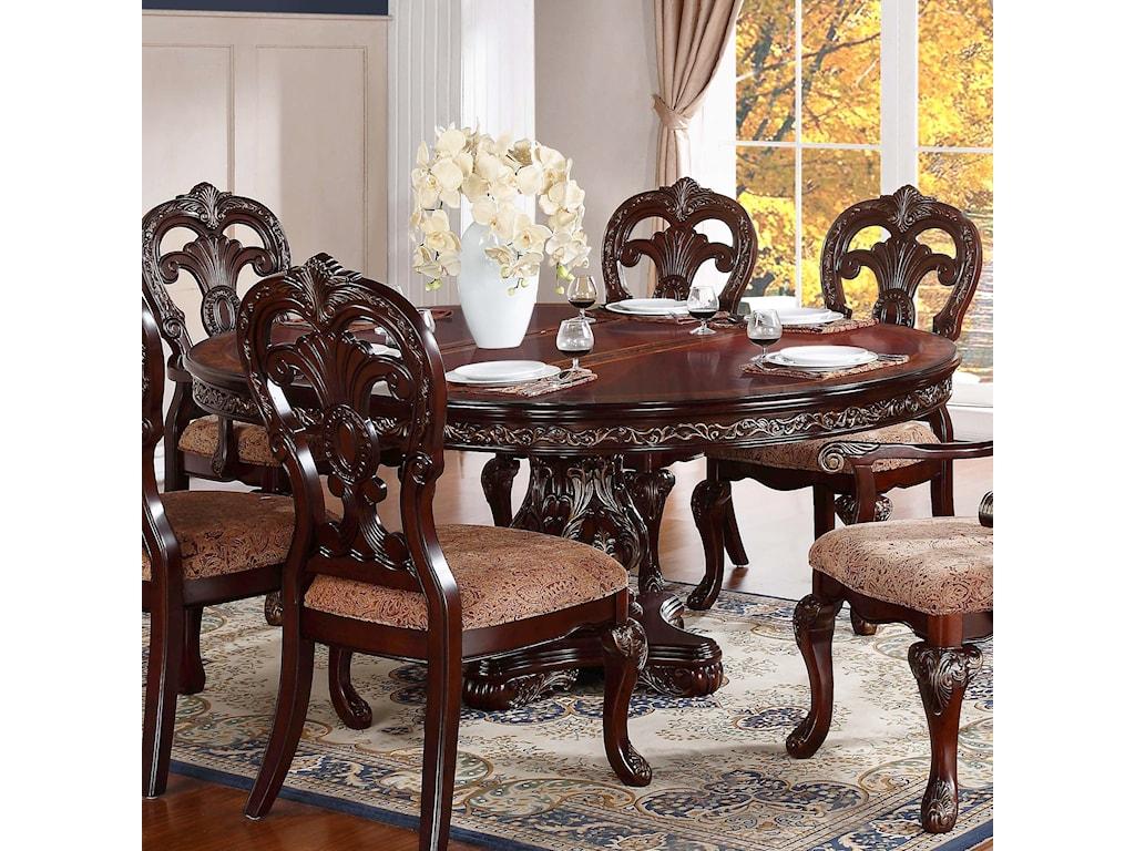 Homelegance Deryn ParkDining Table