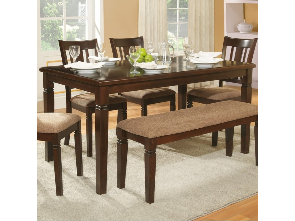 Homelegance DevlinDining Table