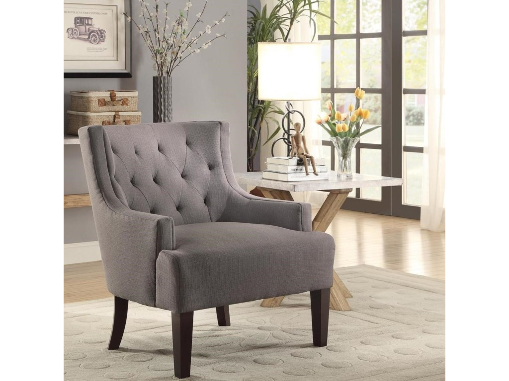 Homelegance DulceAccent Chair