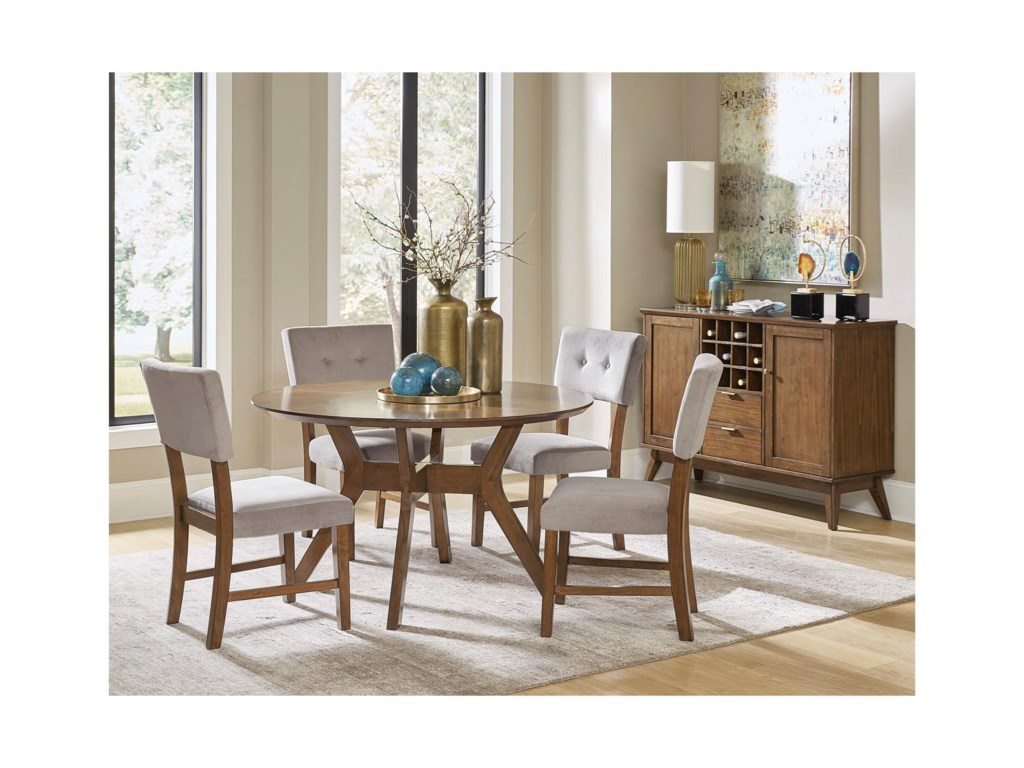 Homelegance EdamRound Dining Table