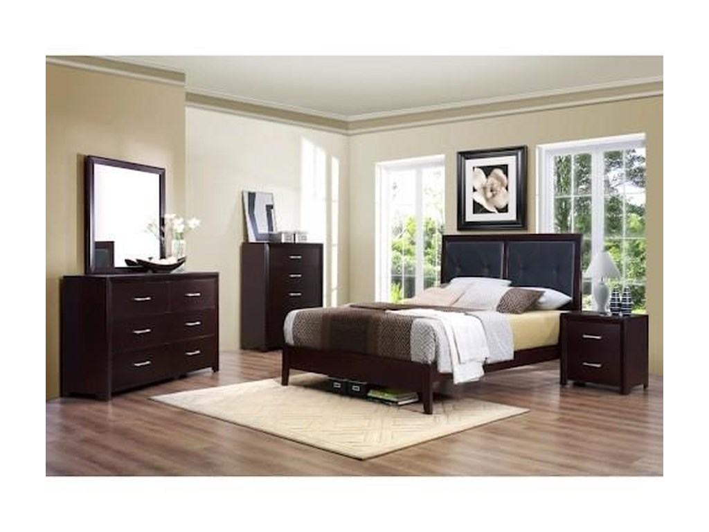 Homelegance EdinaBedroom Group