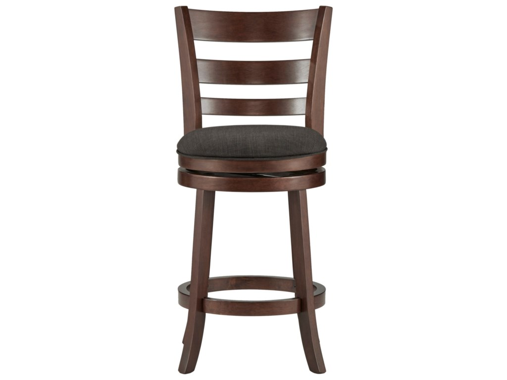 Homelegance EdmondCounter Height Swivel Stool