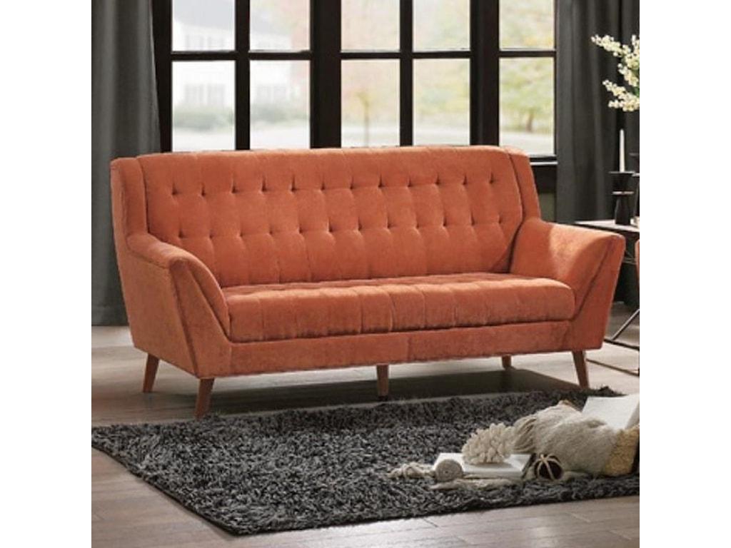 Homelegance ErathUpholstered Sofa