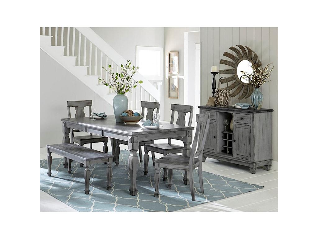 Homelegance FulbrightDining Table