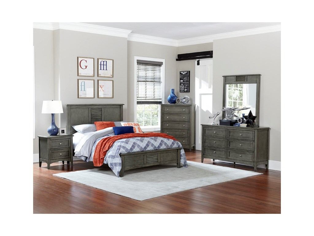 Homelegance GarciaQueen Bedroom Group