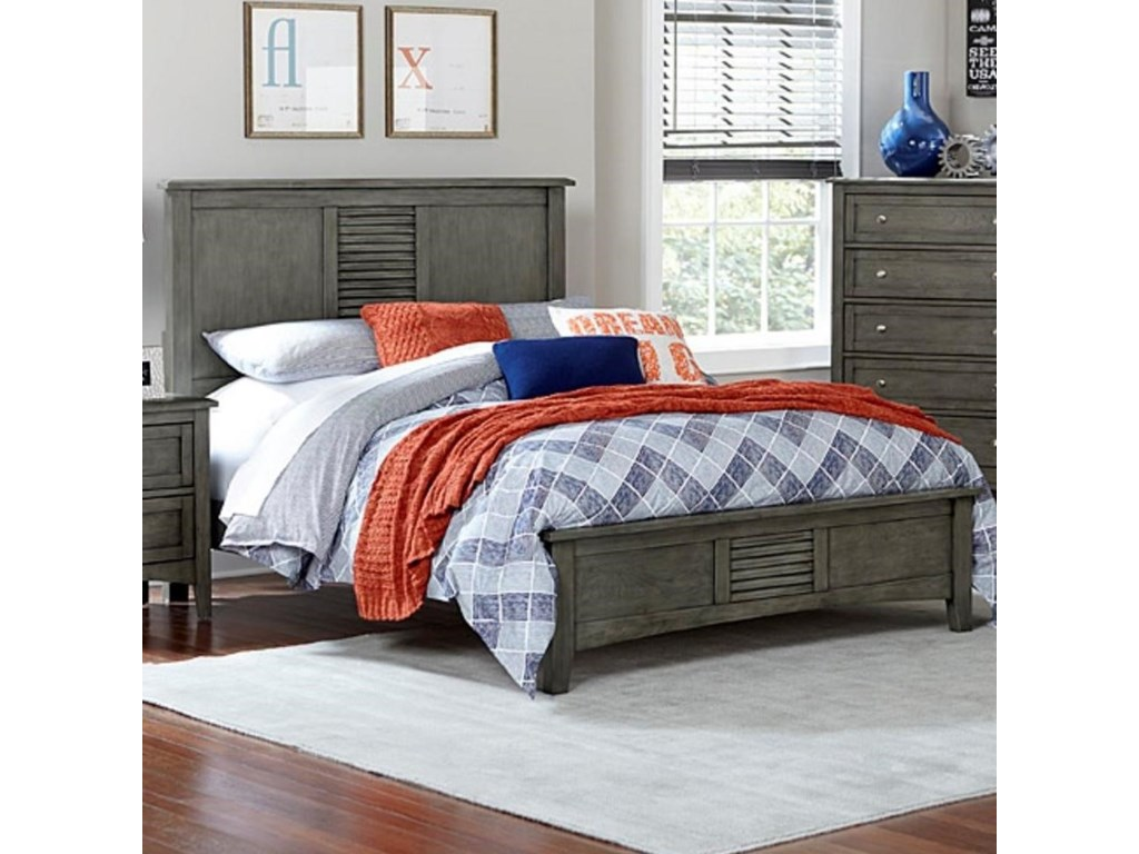 Homelegance GarciaFull Headboard and Footboard Bed