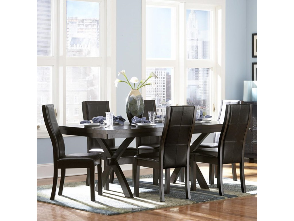 Homelegance Sherman7 Piece Dining Set