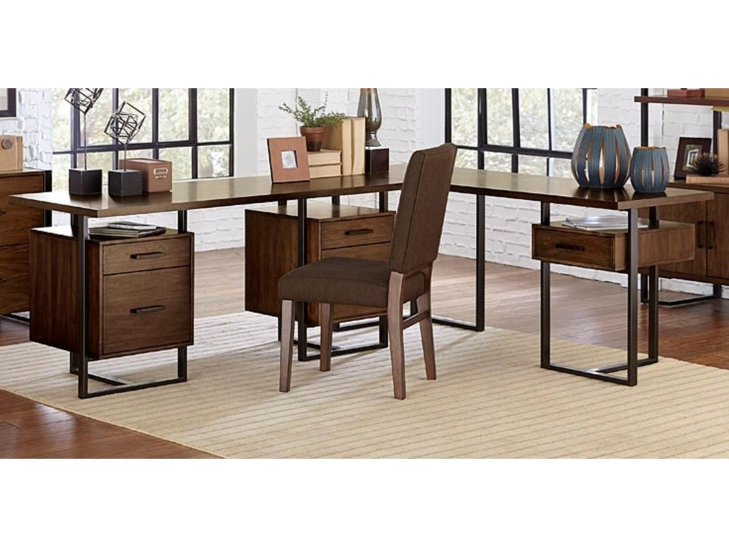 Homelegance SedleyL Shape Desk