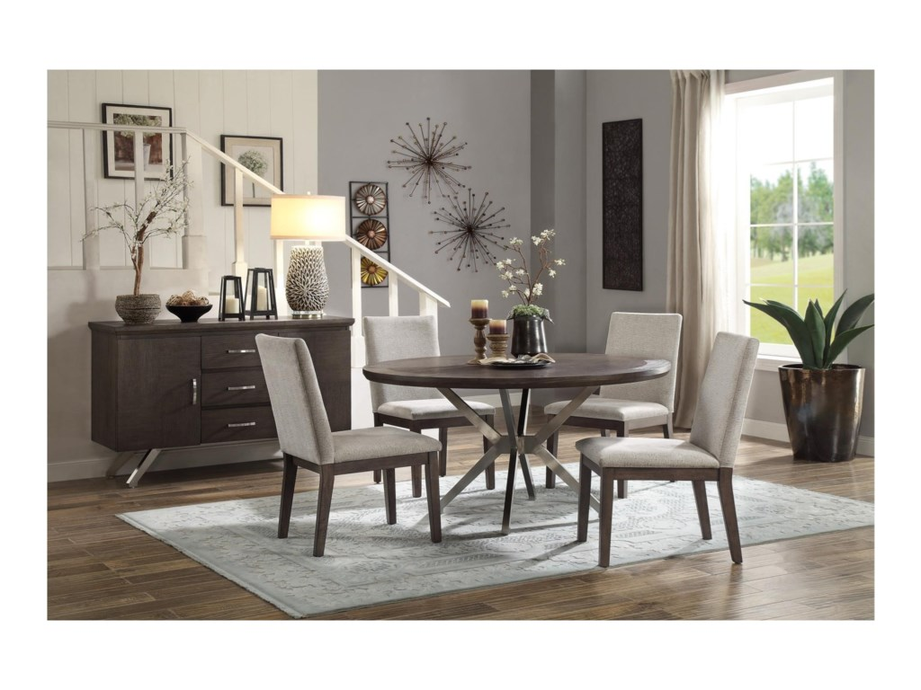 Homelegance IbizaCasual Dining Room Group