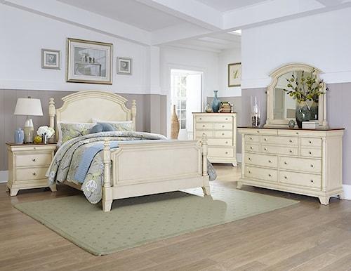 Homelegance Inglewood Cottage Queen Bedroom Group