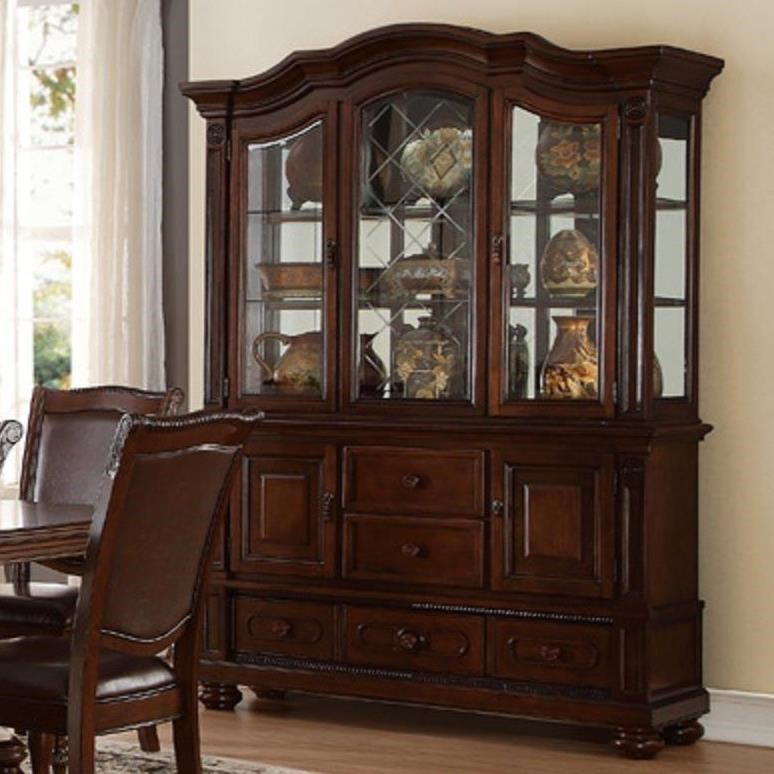 Homelegance LordsburgDining Buffet And Hutch ...