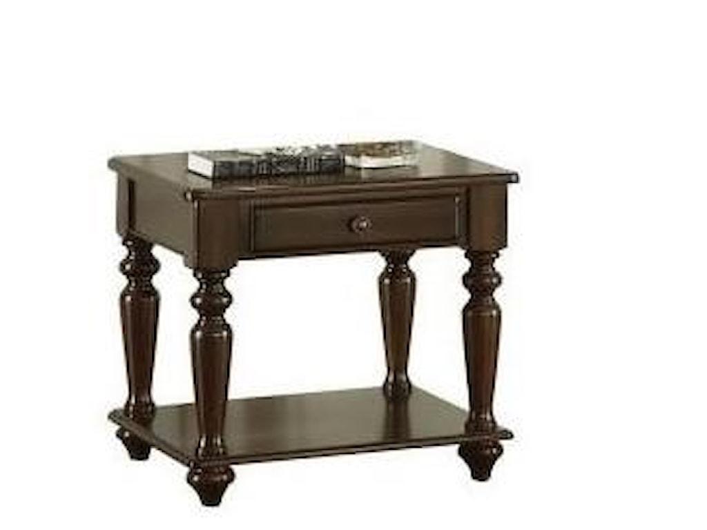 Homelegance LovingtonEnd Table