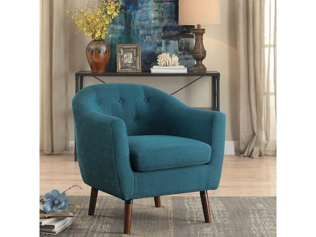Homelegance LucilleAccent Chair