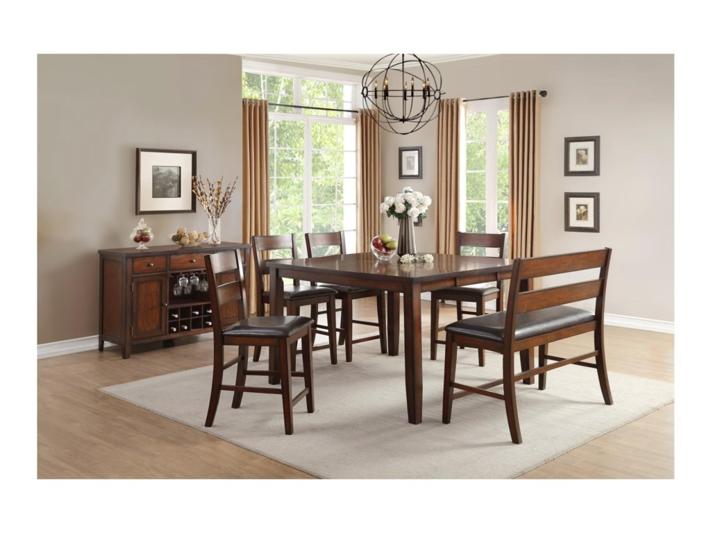 Homelegance MantelloDining Room Group