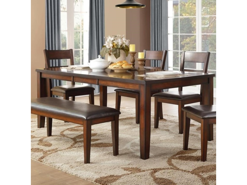 Homelegance MantelloDining Table