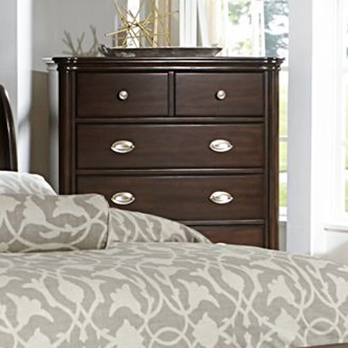 Homelegance (Clackamas Only) Marston Traditional Chest of Drawers with 6-Drawers