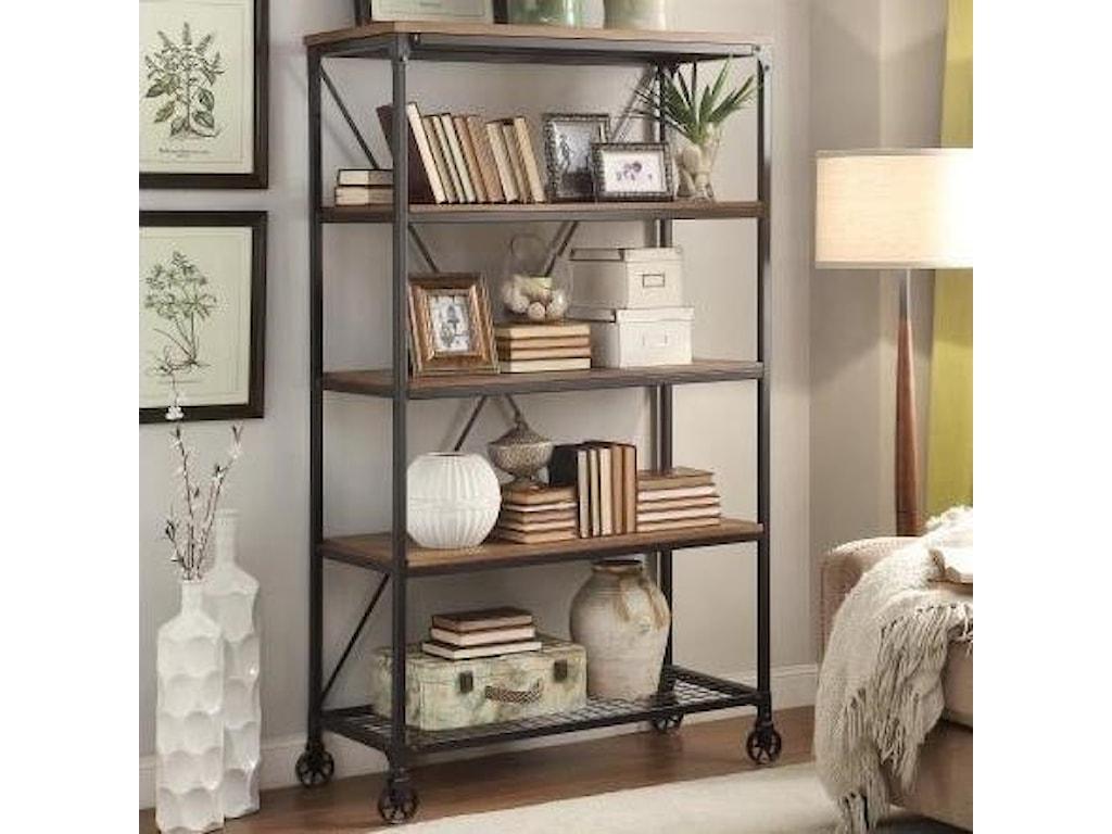 Homelegance Millwood Bookcase