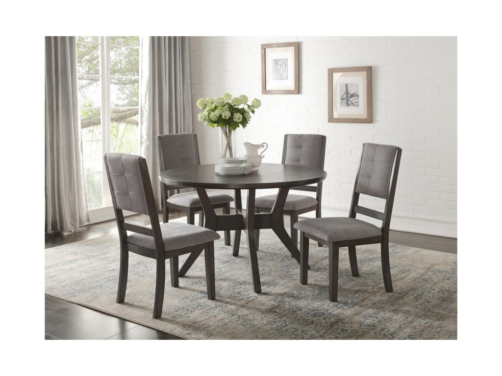 Homelegance NiskySide Chair