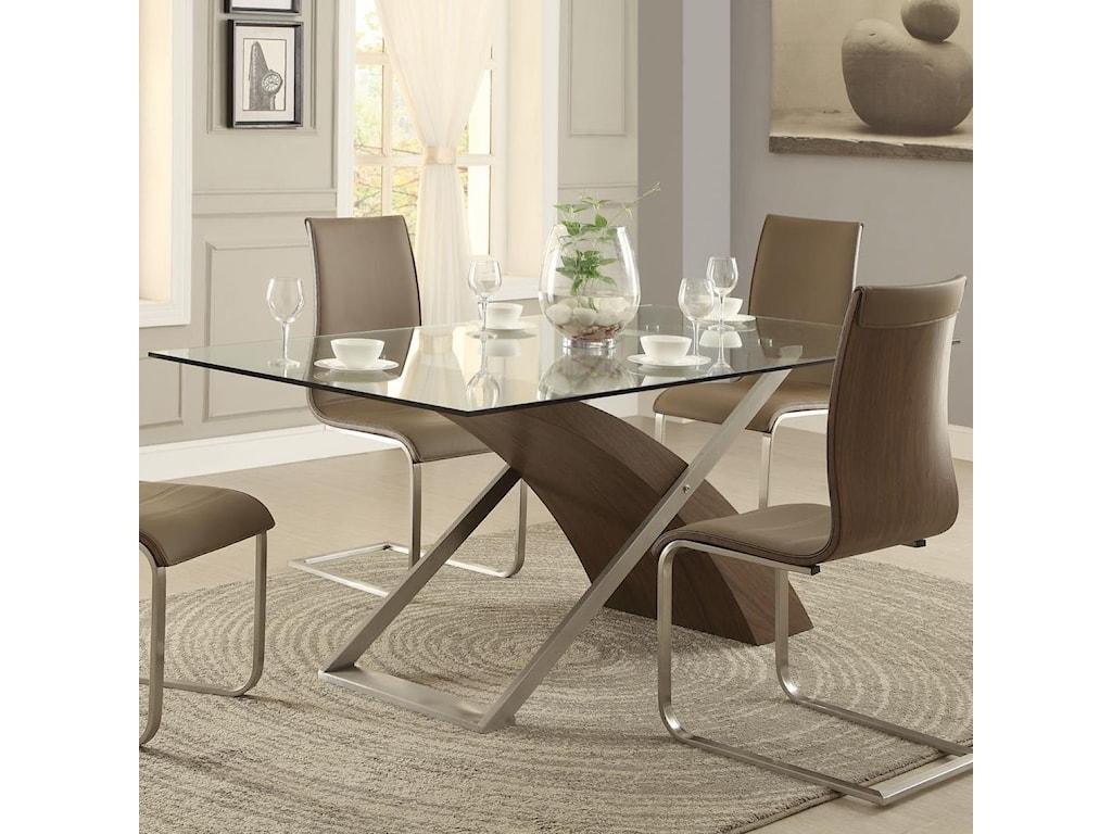 Homelegance OdeonDining Table