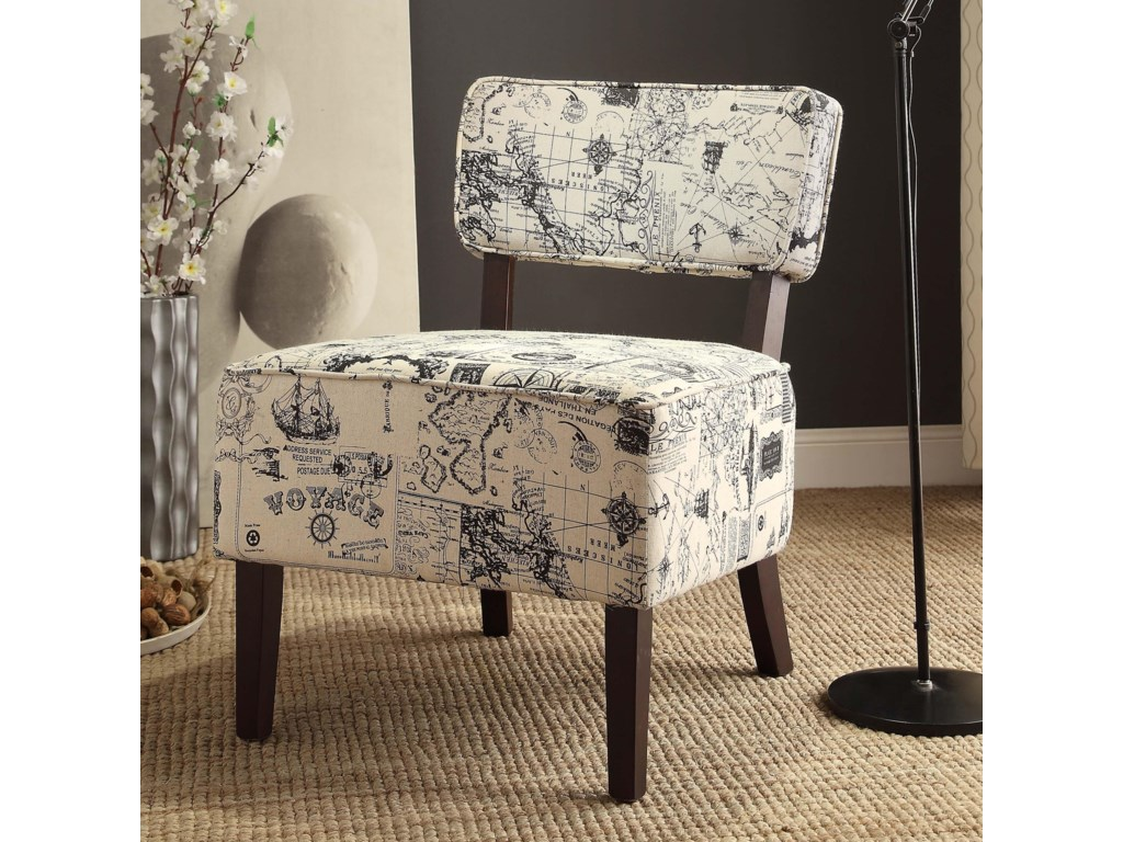 Homelegance OrsonAccent Chair