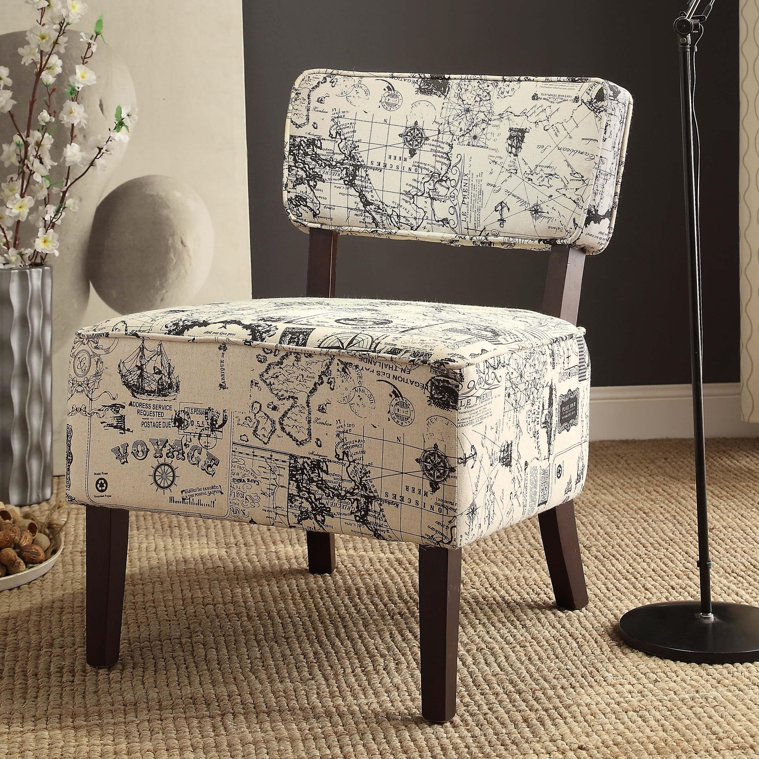 Homelegance OrsonAccent Chair; Homelegance OrsonAccent Chair