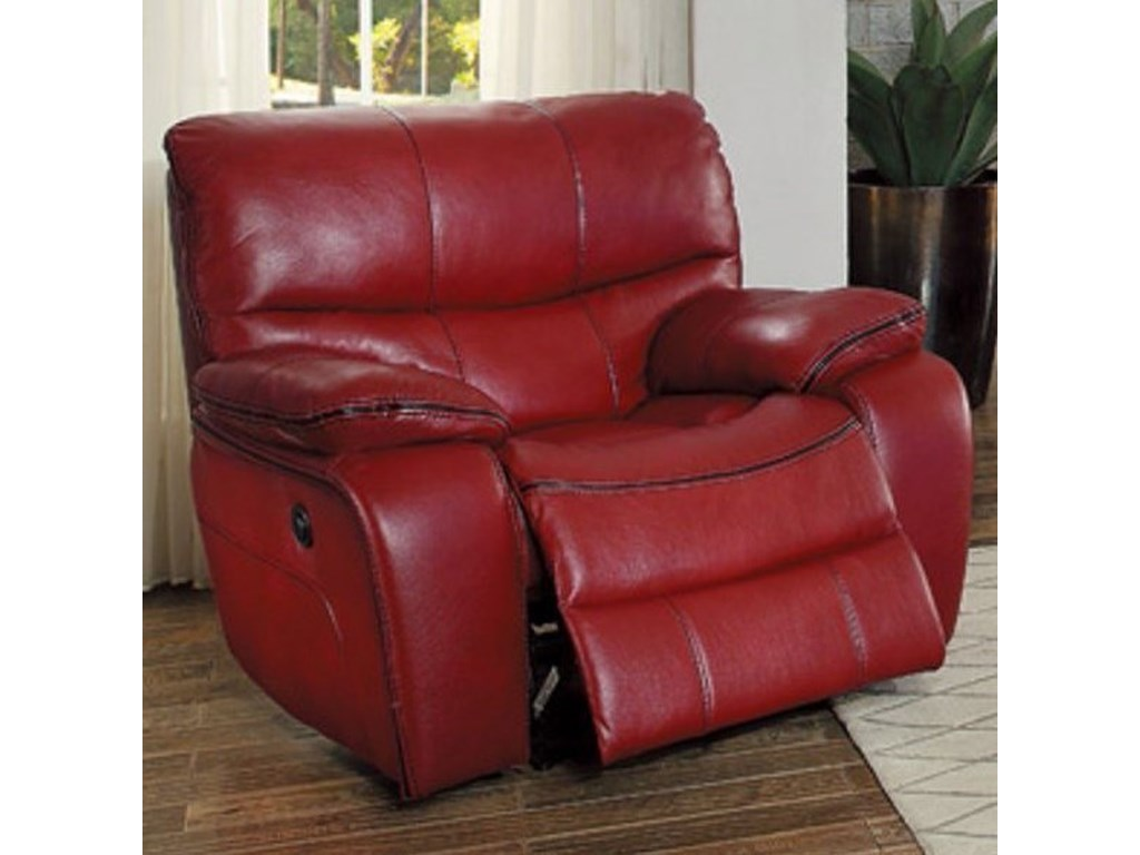 Homelegance PecosCasual Power Recliner