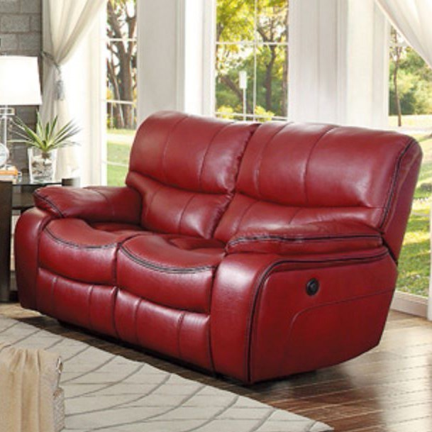 Homelegance PecosCasual Power Reclining Love Seat