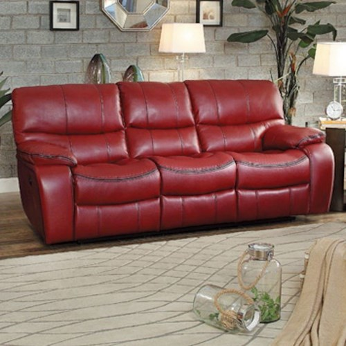 Homelegance Pecos Casual Power Reclining Sofa