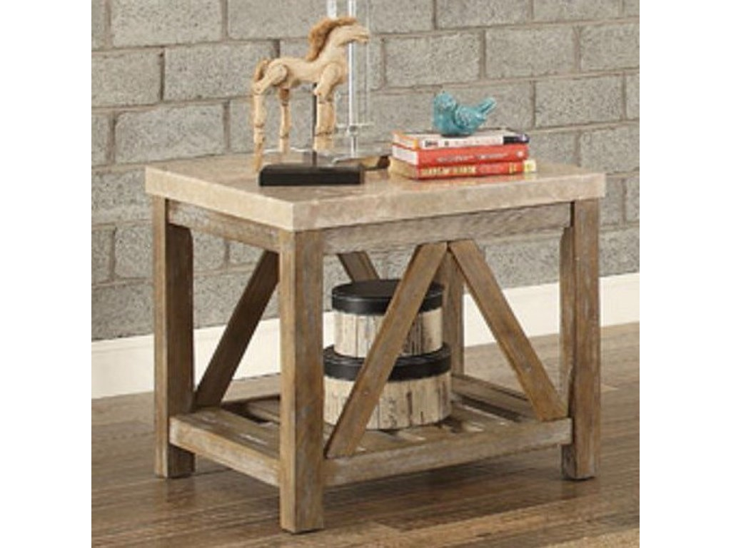 Homelegance RidleyEnd Table