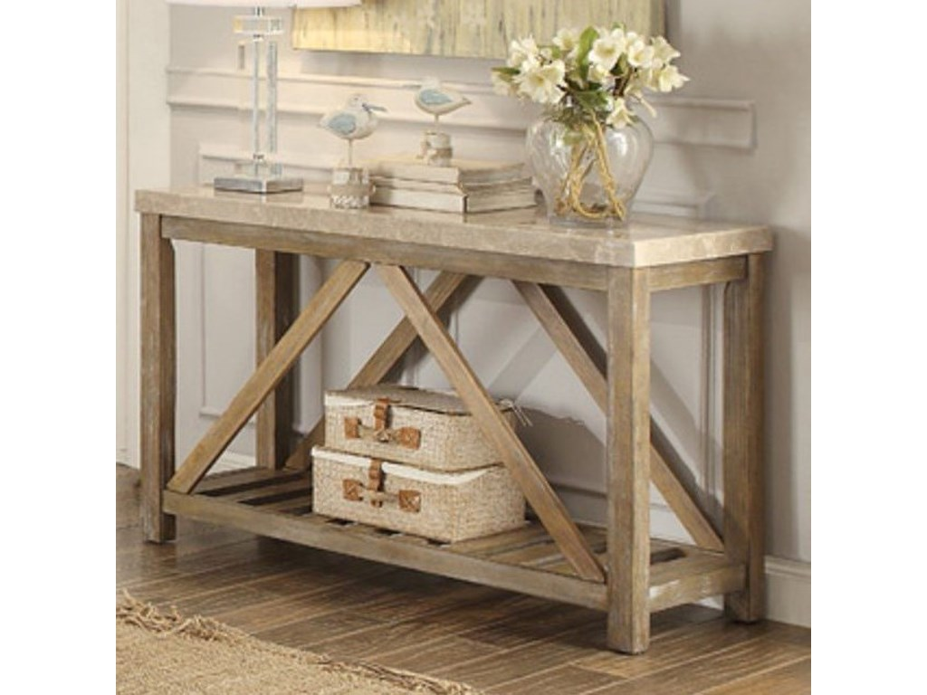 Homelegance RidleySofa Table
