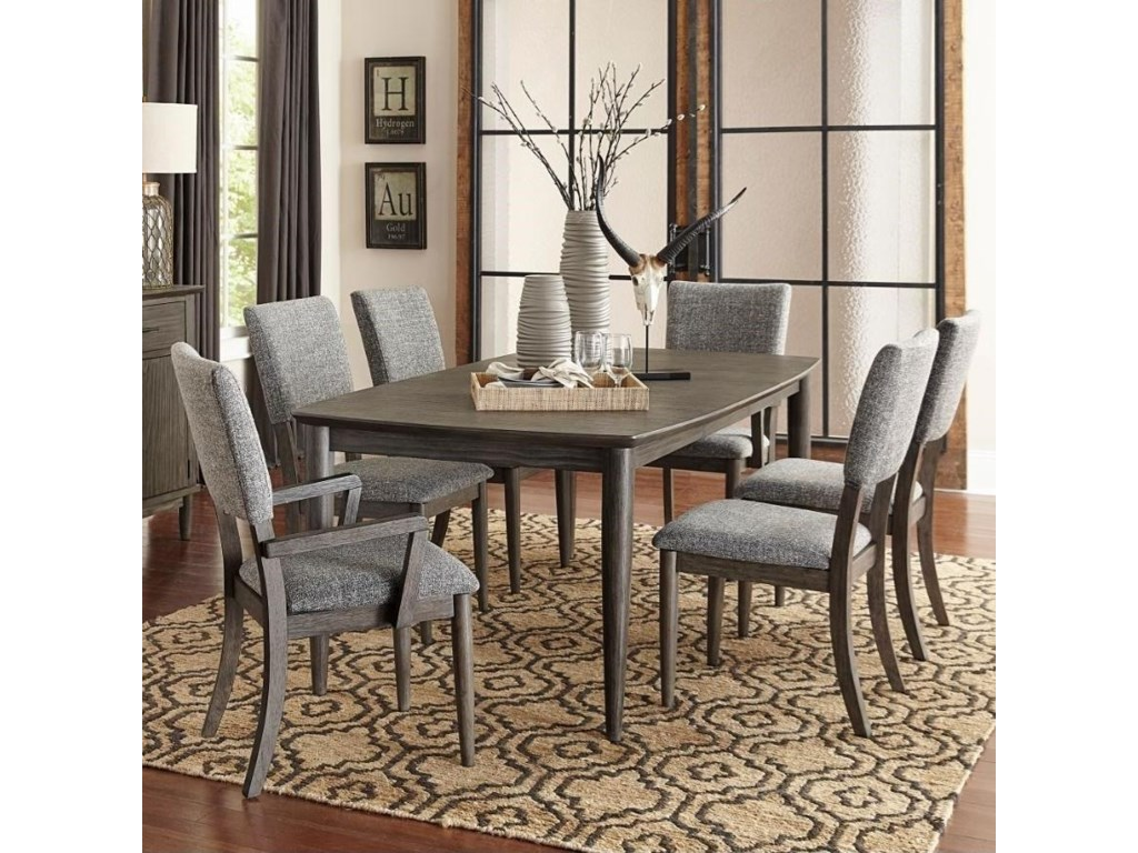 Homelegance Roux7-Piece Table and Chair Set