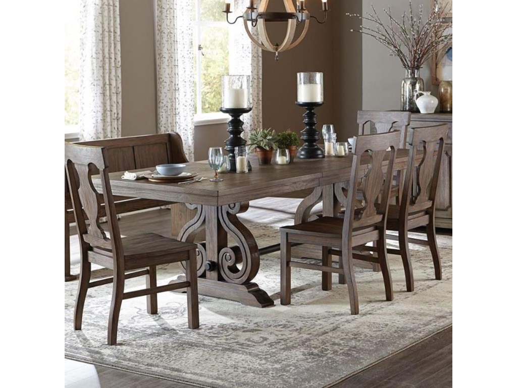Homelegance ToulonDining Table