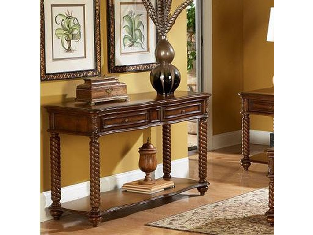 Homelegance TrammelSofa Table