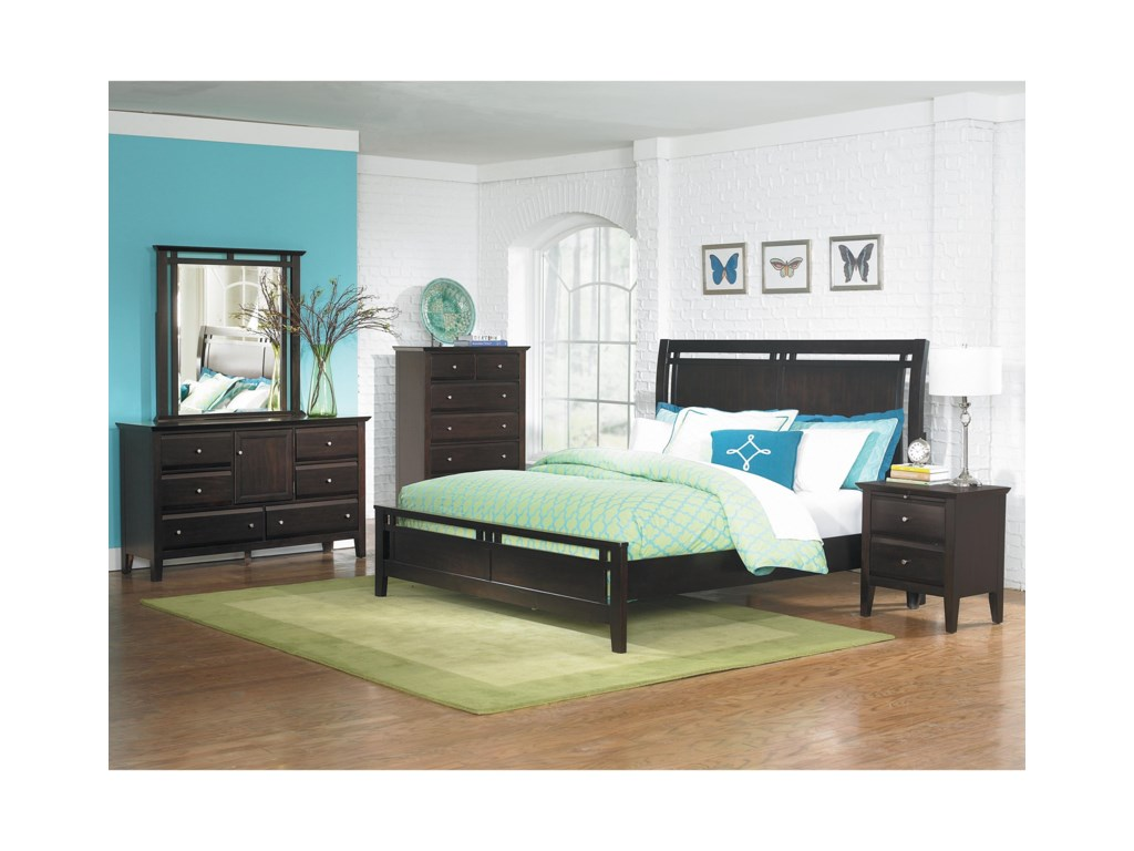 Homelegance VeranoQueen Bedroom Group